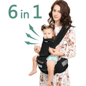 69131d8dca6 Windsleeping Baby and Child Carrier Backpack 6-in-1