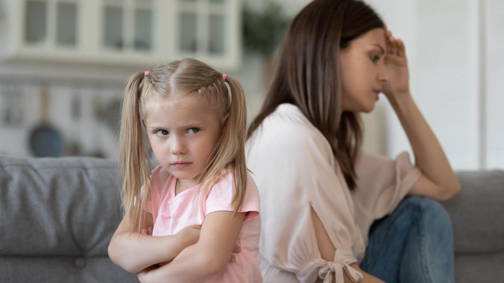How To Deal With A Stubborn Toddler