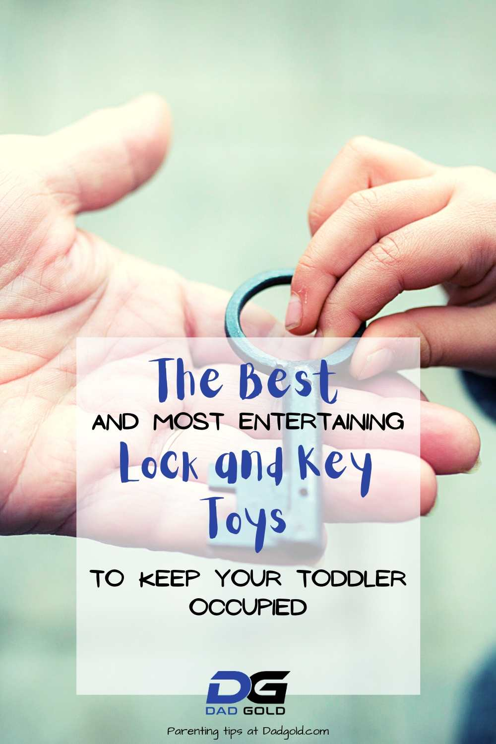 Best Toddler Toys With Keys And Locks