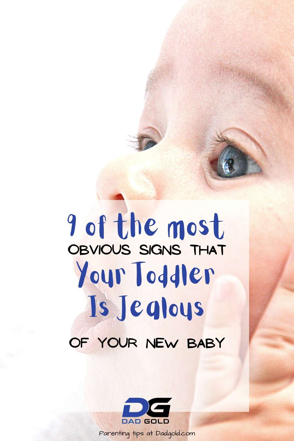 Signs That Your Toddler Is Jealous Of New Baby