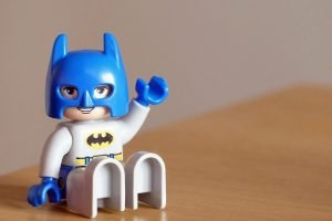 Batman lego character, playtime