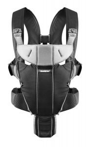BABYBJÖRN Baby Carrier Miracle with lumbar support