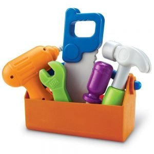 Learning Resources New Sprouts Fx It DIY Tool Set Toddlers