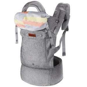 Lictin Baby Carrier with lumbar support
