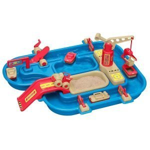 American Plastic Toy Sand and Water Play Set