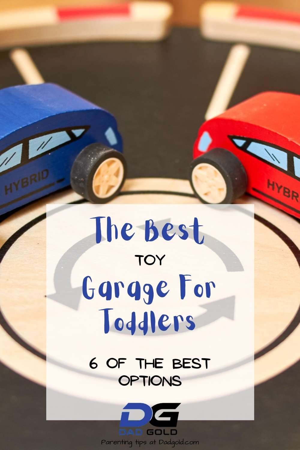 best toy garage for toddlers