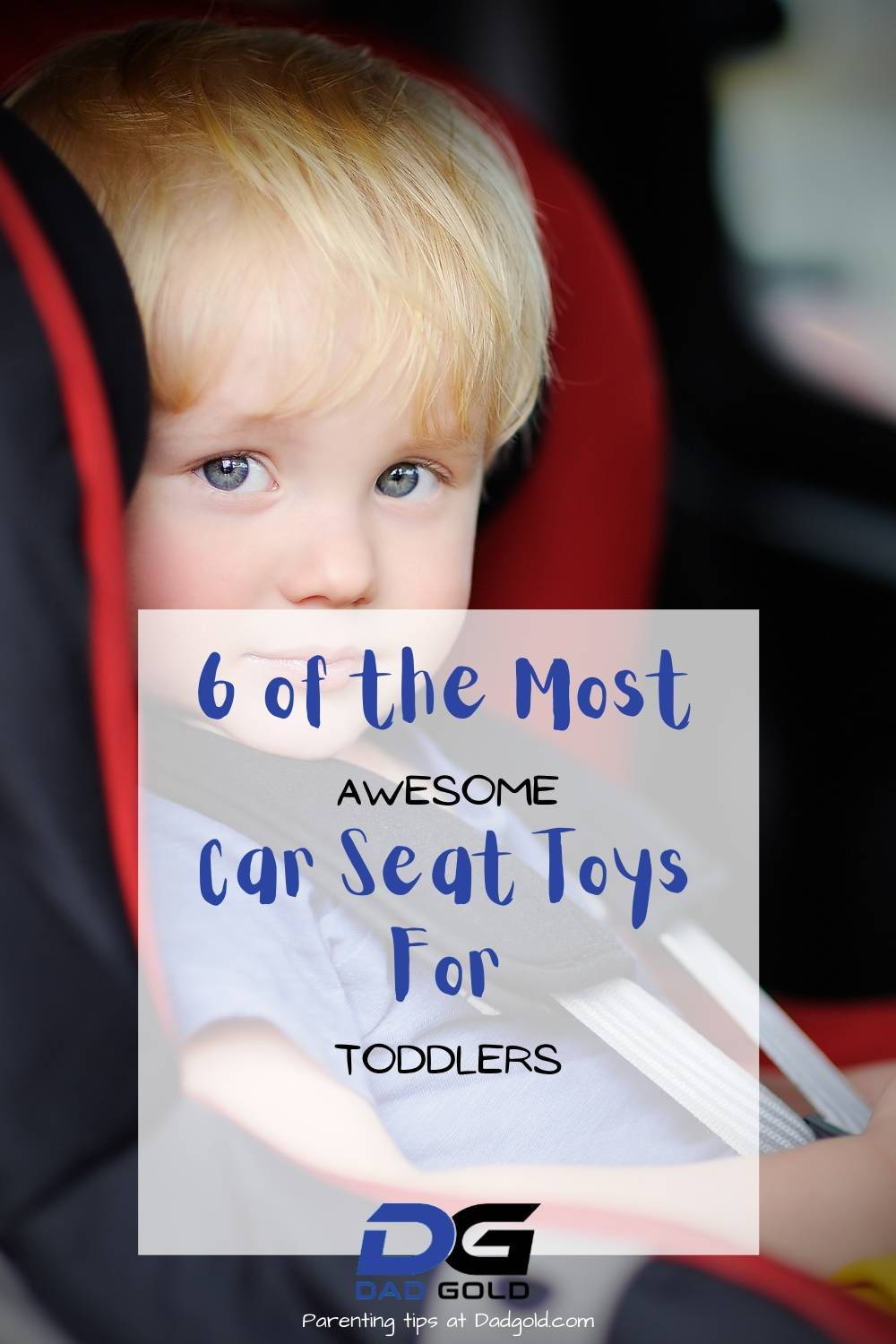 Awesome Car Seat Toys For Toddlers
