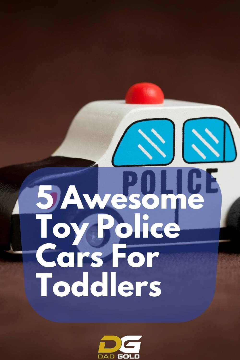 5 Awesome Toy Police Cars For Toddlers (1)