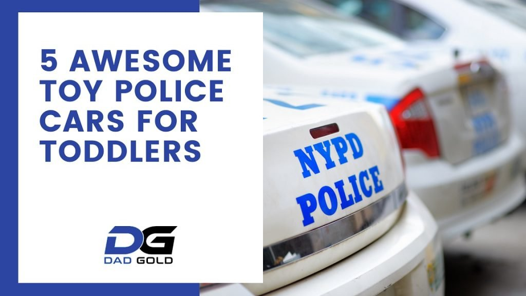 5 Awesome Toy Police Cars For Toddlers