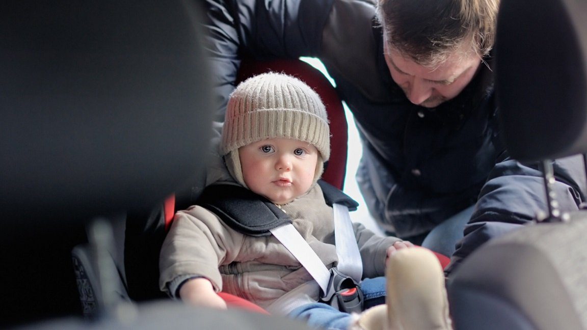5 Ways To Stop Your Toddler Escaping From Car Seat