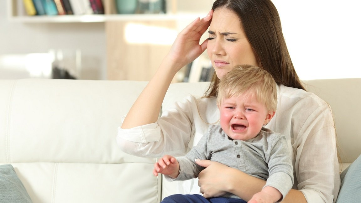 5 Ways You Can Stop Your Toddler Acting Out For Mom