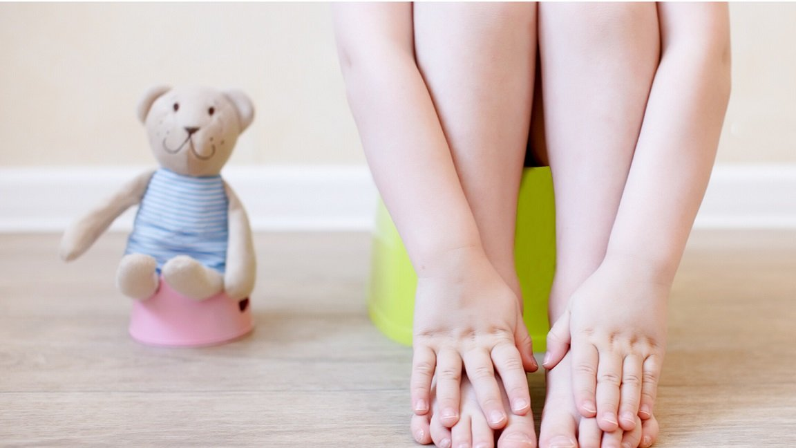 Help Your Toddler to Poop in the Potty