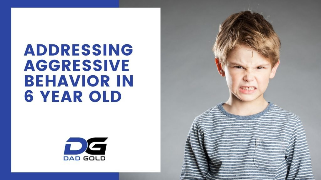 Addressing Aggressive Behavior In 6 Year Old