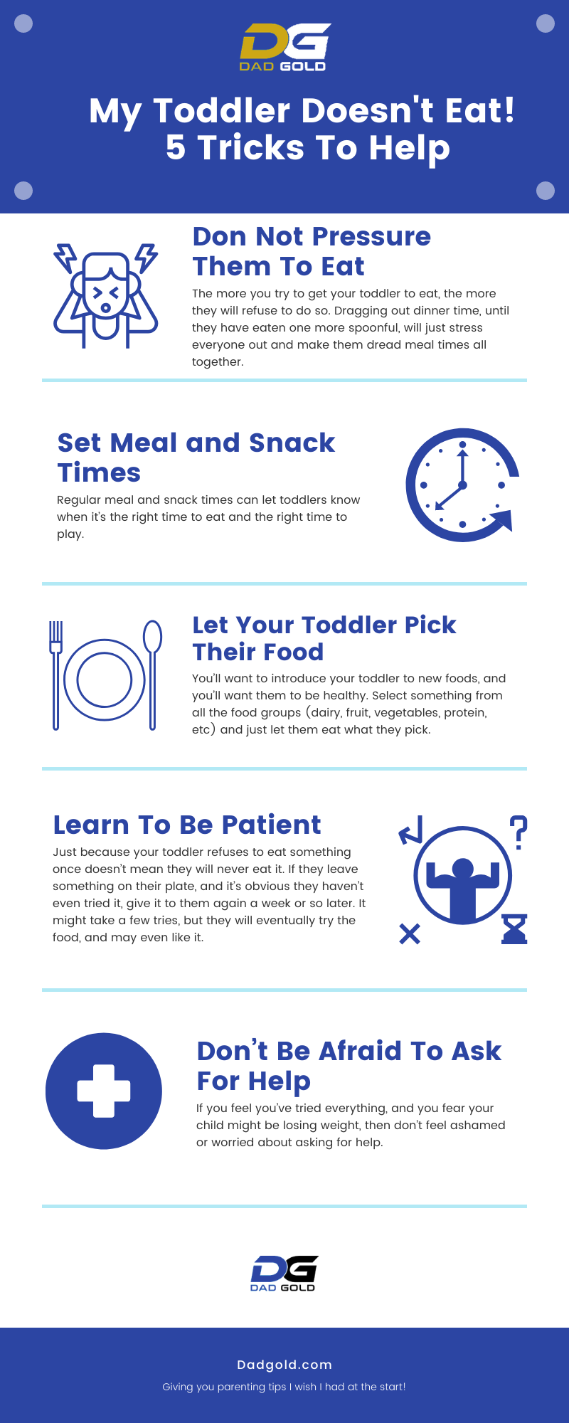 My Toddler Doesnt Eat Infographic