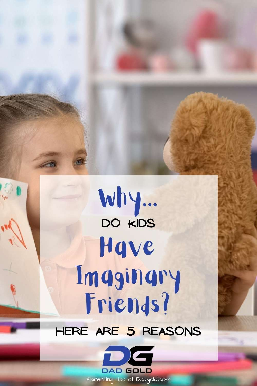 kids Have Imaginary Friends