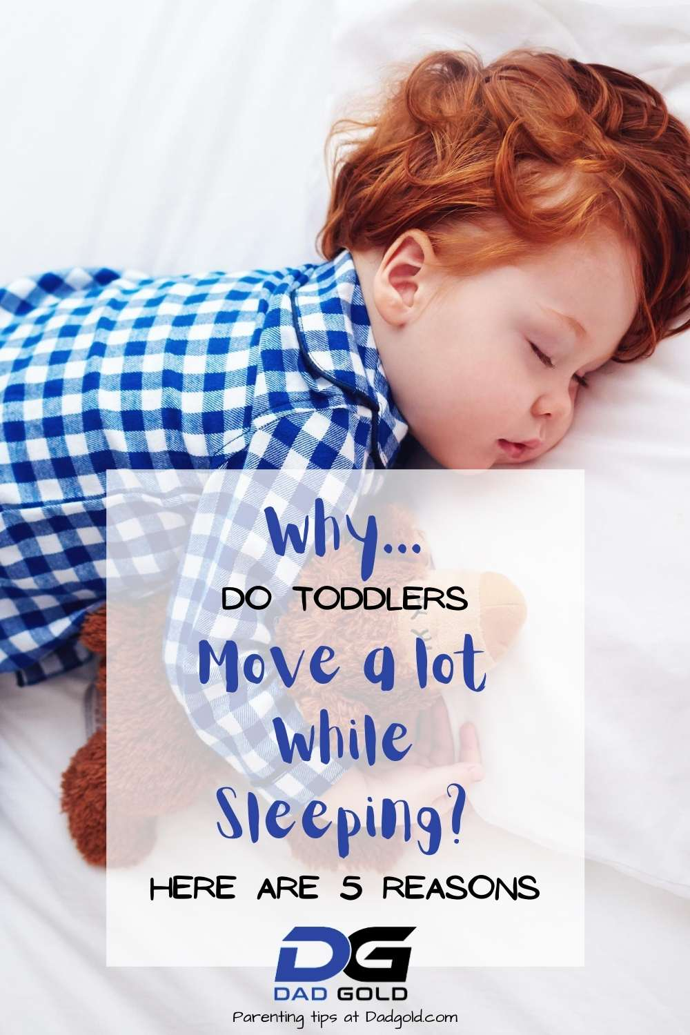 toddlers move a lot while sleeping
