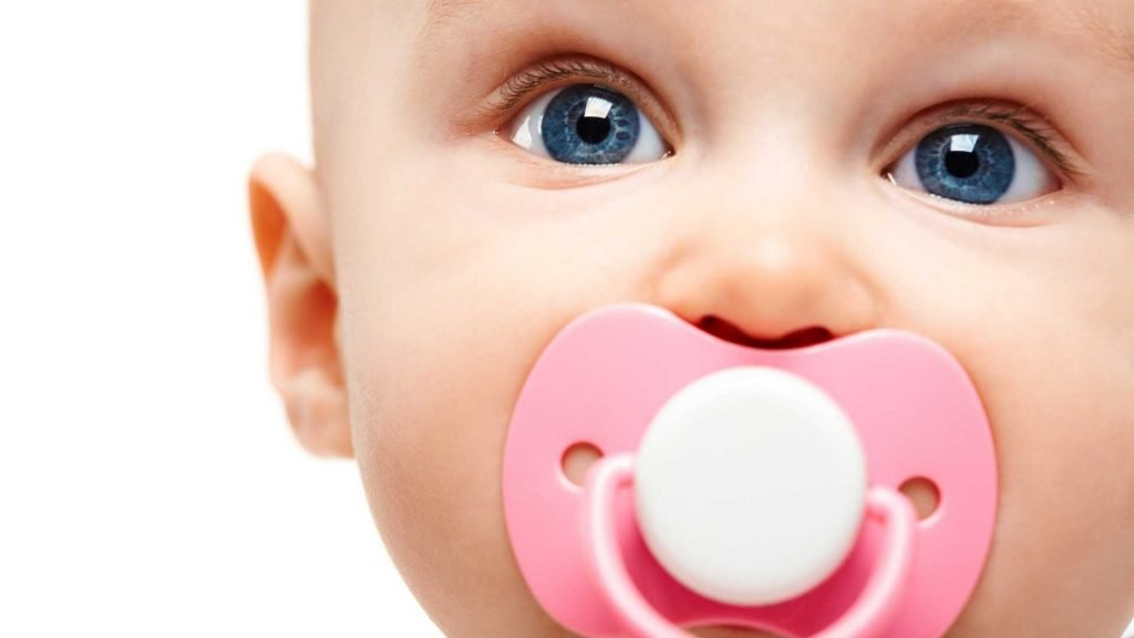 Why you should Stop Pacifier Use