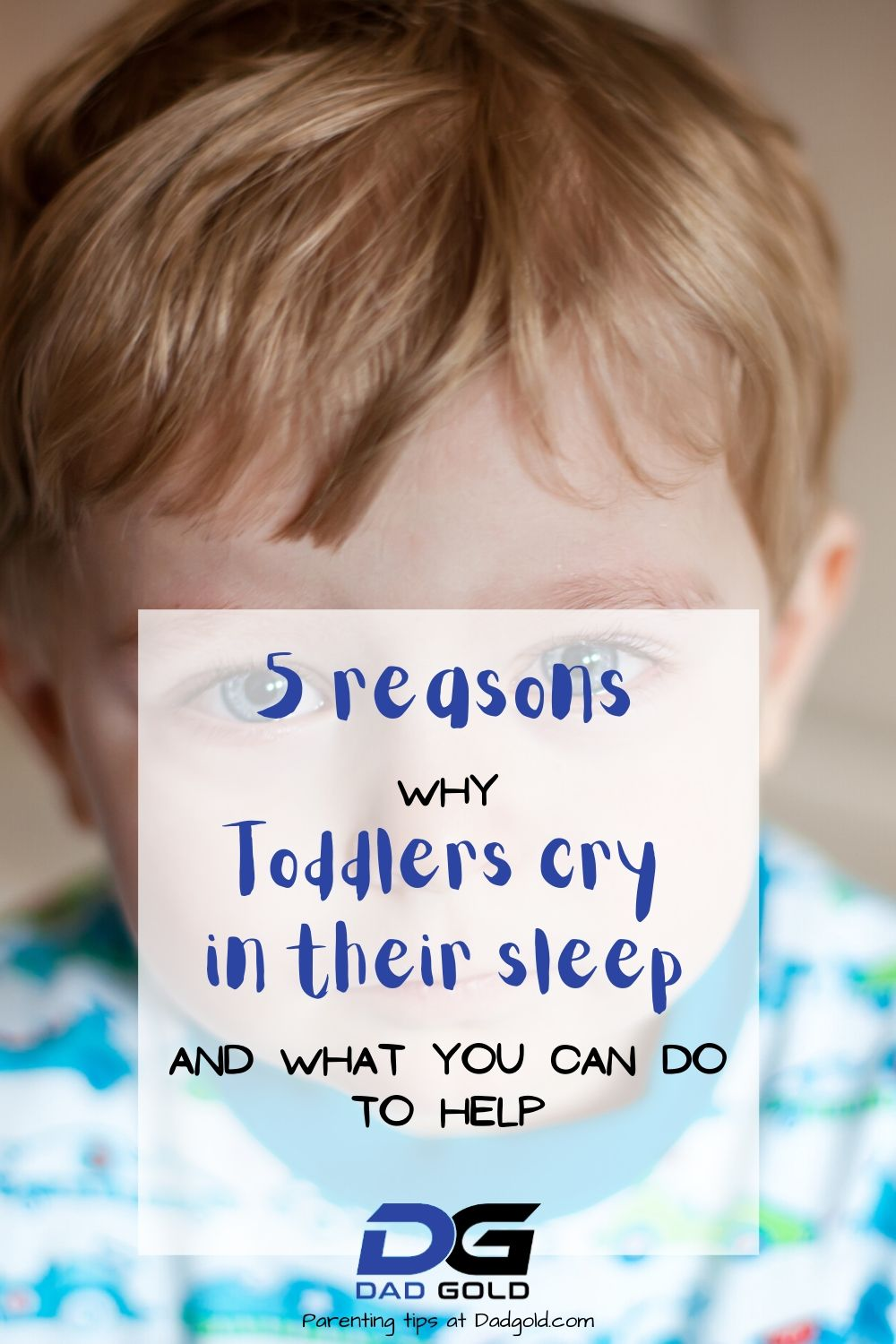 why do toddlers cry in their sleep (1)