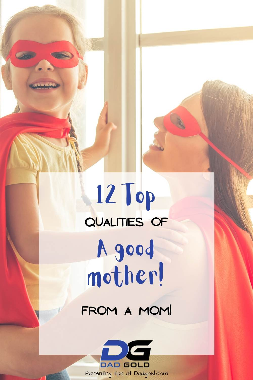 12 qualities of a mother