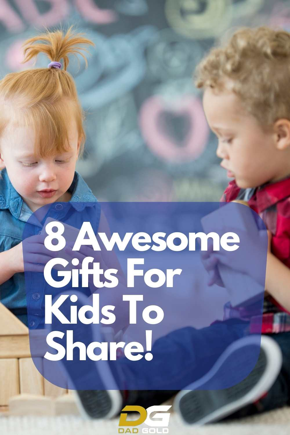 8 Awesome Gifts For Kids To Share