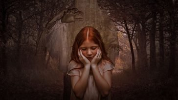 how to remove fear from a child mind