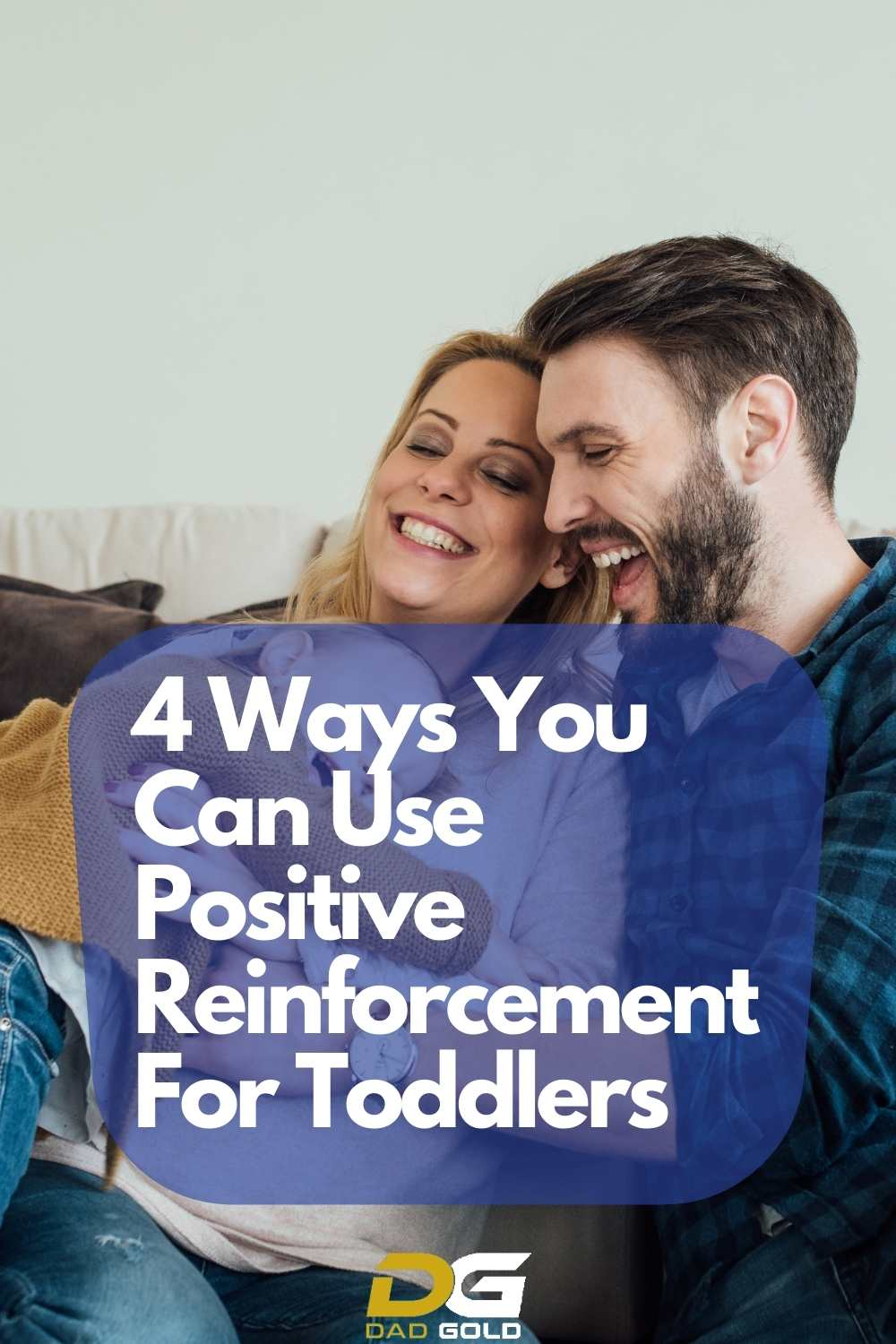4 Ways You Can Use Positive Reinforcement For Toddlers