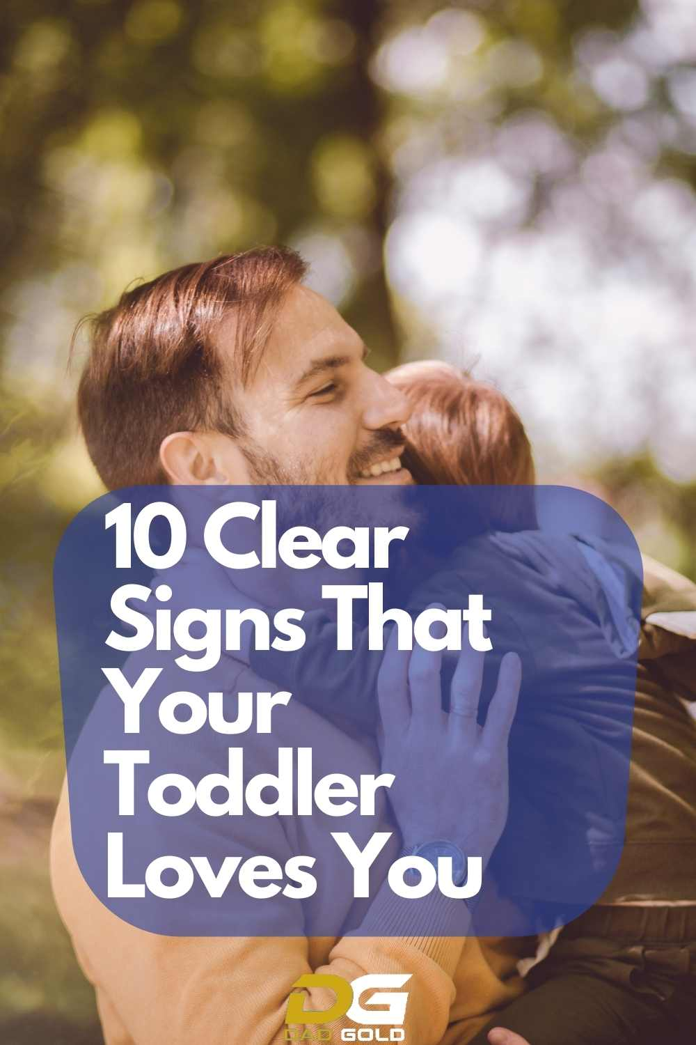 Looking for signs that your toddler loves you? Whilst they are learning to show emotions, here are my top 10 signs that your toddler is trying to show you love!