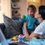 Toddler Only Wants Mommy? Here Are Some Tips For You